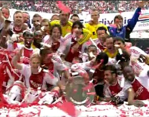 2011-2012 AFC Ajax Landskampioen